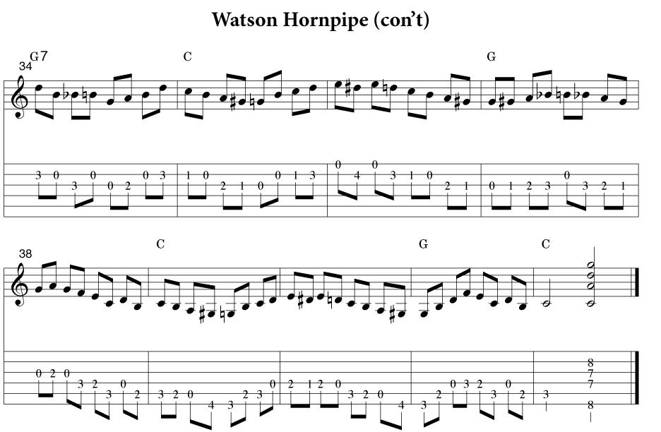 Watson Hornpipe