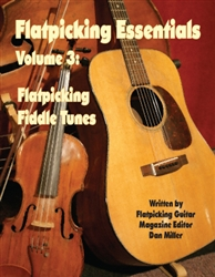 Flatpicking Fiddle Tunes
