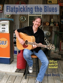 Flatpicking the Blues